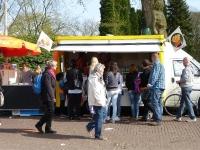 Snackwagen Goffertpark Nijmegen